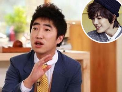 Kecantikan Sung Jong Infinite Buat Komedian Jang Dong Min Berdebar?