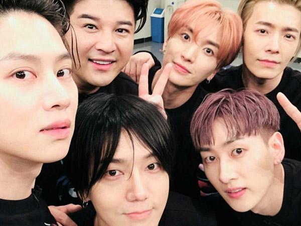 Cerita Kocak Member Super Junior Tak Dikenali Sampai Direkrut Ulang Pegawai Agensi Sendiri