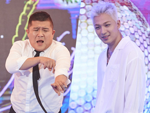 Keseruan Taeyang dan Jo Se Ho Lakukan Battle Dance di Resepsi Pernikahan