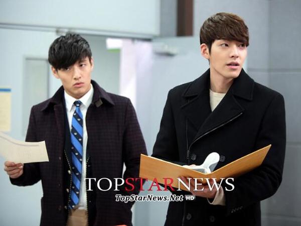 Kim Woo Bin Ngaku Pernah Lontarkan Kata Kasar Pada Kang Ha Neul?