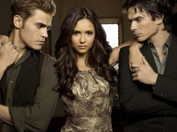 Habiskan Separuh Musim Ketujuh, 'The Vampire Diaries' Ungkap Akhir Kisah Cinta Segitiga Manusia-Vampir