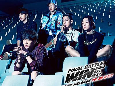 WINNER Ungkap Rasa Bangganya Bisa Tampil di Konser Big Bang
