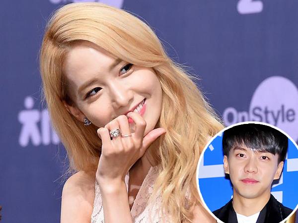 YoonA SNSD Juga Tolak Pertanyaan Seputar Hubungannya dengan Lee Seung Gi