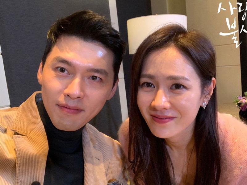 Kata Orang Dekat Soal Hyun Bin dan Son Ye Jin Pacaran Usai Syuting Drama