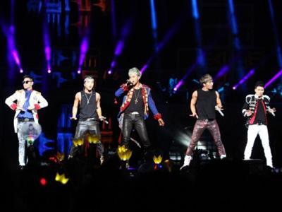 Pertama Kali Konser di London, Big Bang Langsung Sedot 24 Ribu Penonton