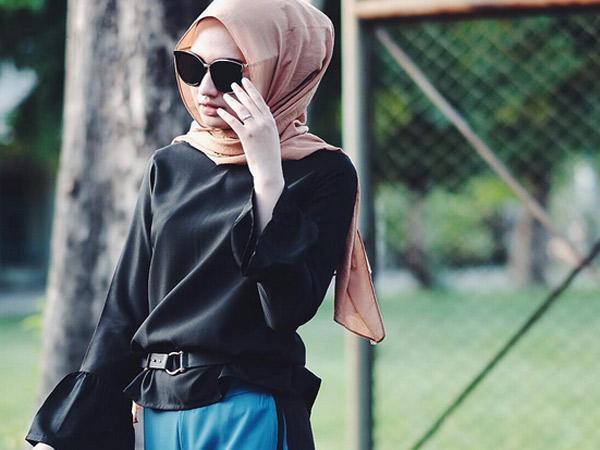 Buat Nyaman, Ini Dia Trik Pilih Jilbab yang Menyerap Keringat