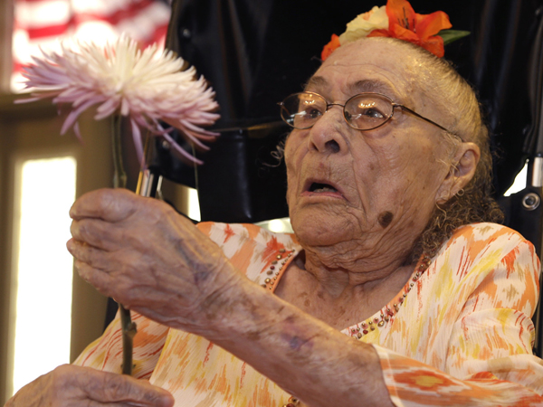 Baru Beberapa Hari DInobatkan, Wanita Tertua di Dunia Ini Meninggal Dunia