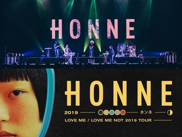 Antusias Luar Biasa, Ismaya Live Umumkan Konser HONNE Ditambah Jadi Dua Hari!
