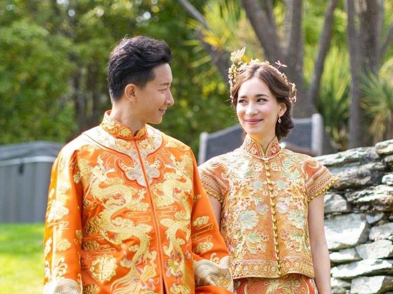 Congrats, Hangeng dan Celina Jade Resmi Menikah!