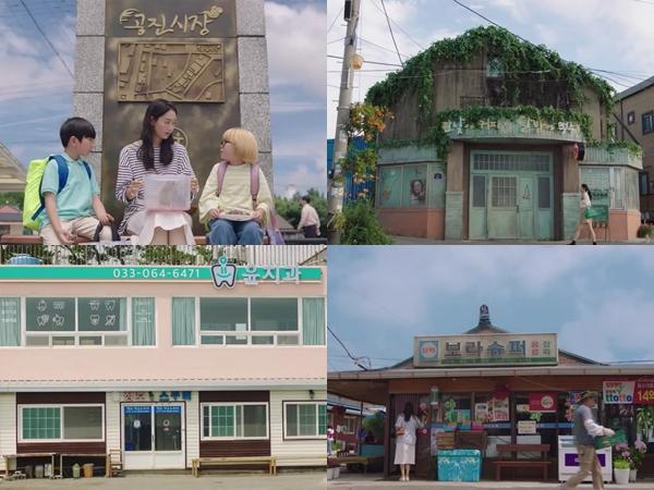 Intip 7 Lokasi Syuting Hometown Cha-Cha-Cha di Kota Pohang (Part 1)