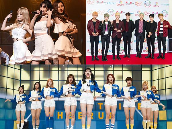 TaeTiSeo, BTS, Hingga TWICE Dikonfirmasi akan Tampil di KCON Los Angeles!