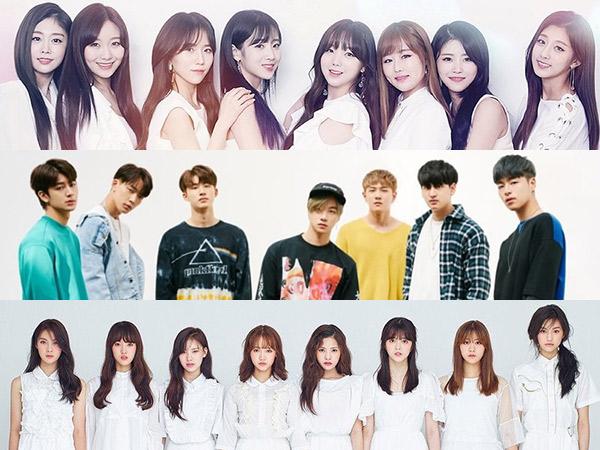 Lovelyz Hingga Weki Meki Dikonfirmasi Jadi Peserta di Program Musik Sekaligus Variety Show '300'