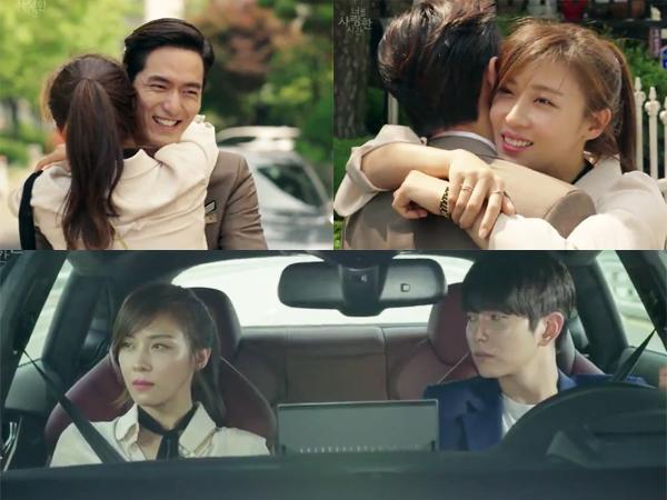 'The Time We Were Not In Love', Choi Won & Cha Sae Hoo Berusaha Rebut Hati Oh Ha Na
