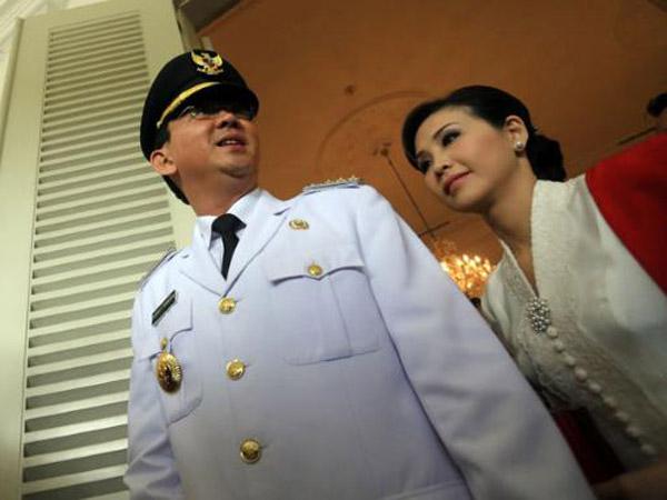 Gugatan Ahok Bocor Ke Media Ungkap Veronica Punya 'Good Friend' Alias Orang Ketiga?
