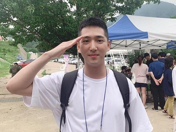 Susul CNU dan Jinyoung, Baro B1A4 Resmi Masuk Wajib Militer