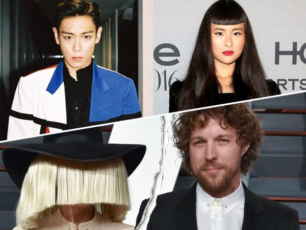 Kisah Cinta 'Panas', Rumor Hingga Perceraian Idol K-Pop dan Hollywood Ramaikan Berita Populer