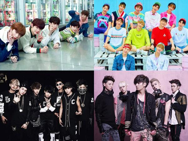 Inilah 4 Boy Group dengan MV Debut Tercepat yang Raih 100 Juta Views!