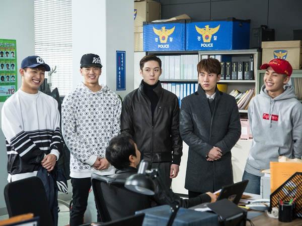 Lima Member BTOB Siap Muncul di Drama yang Dibintangi Sungjae!