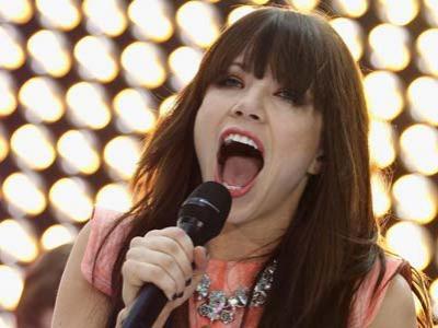 Carly Rae Jepsen Umumkan List Album Kiss