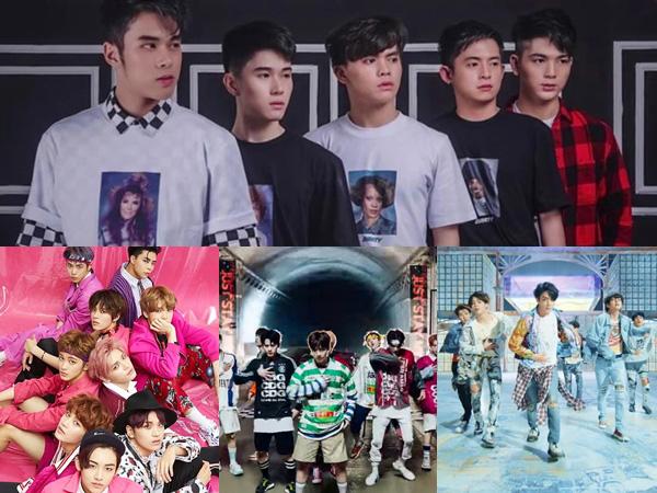 Heboh Boy Group Indonesia Diduga Plagiat Lagu BTS Hingga NCT Jadi Sorotan Media Internasional