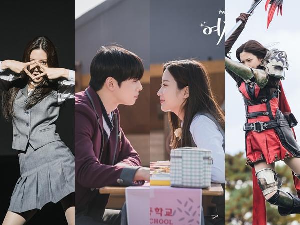 Moon Ga Young Kencan Bareng Eunwoo Hingga Jadi Karakter Game