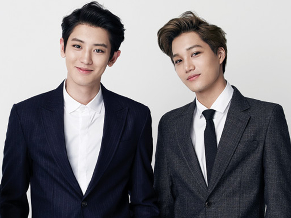 "Ingin Jadi yang Pertama, Chanyeol Banjiri Kai dengan Ucapan ""Selamat Ulang Tahun"""