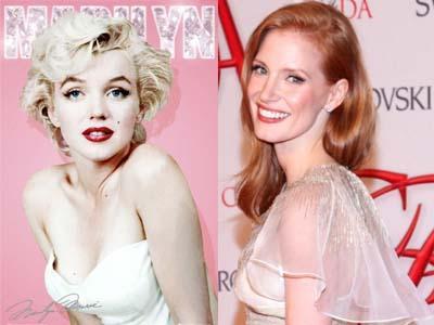 Ini Dia Aktris Cantik yang Akan Perankan Sisi 'Kelam' Marilyn Monroe!