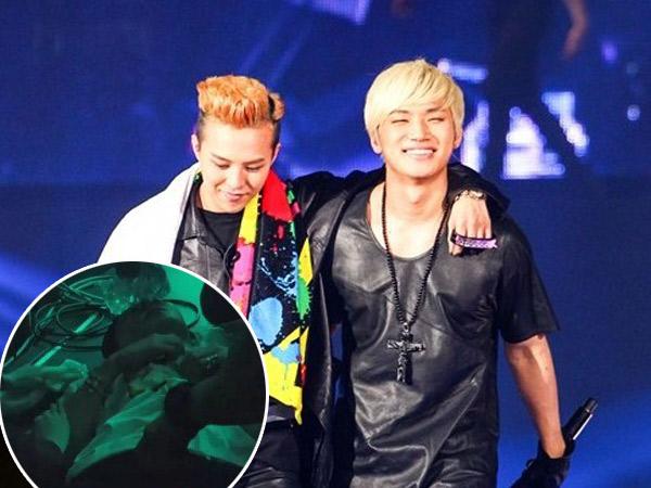Bukannya Panik, Ini yang Ada di Pikiran Daesung Lihat G-Dragon Sesak Napas di Konser Big Bang