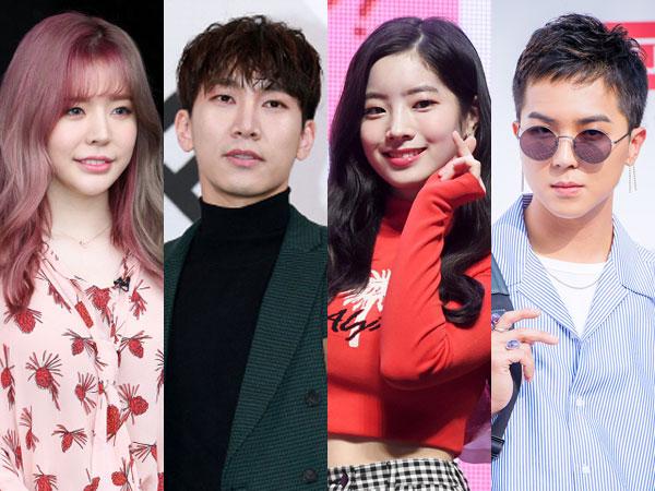 Sederet Idola K-Pop Ini Dipastikan Tampil di Variety Show Baru MBC Pengganti 'Infinity Challenge'