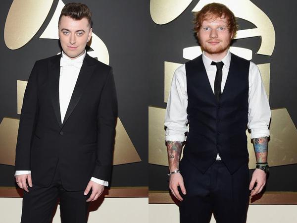 Sam Smith vs Ed Sheeran, Siapa Musisi Inggris yang Berhasil Taklukkan Panggung Musik Dunia?