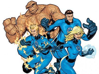 Film 'Fantastic Four Reboot' Umumkan Para Bintangnya?