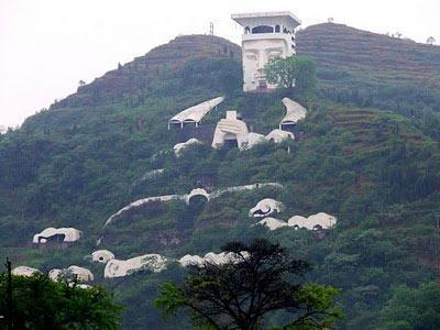 Hiii, di Cina ada Kota Hantu!