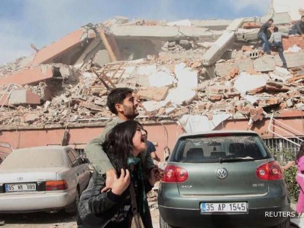 Deretan Foto dan Video Kengerian Gempa Iran-Irak yang Tewaskan 530 Orang