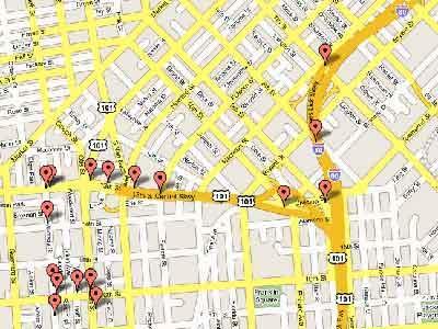 Google Maps Dimanfaatkan FBI Tangkap Penjahat