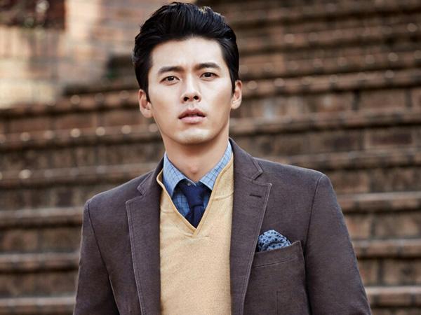 Siap Kembali ke Layar Lebar, Hyun Bin Bakal Jadi Warga Korea Utara!