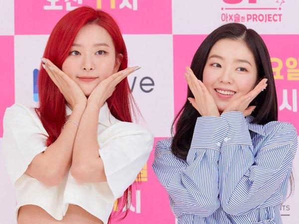 Bikin Penasaran, Reality Show Baru Akan Ceritakan Sisi Lain Irene dan Seulgi Red Velvet