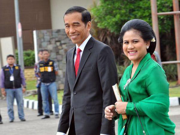 Ketika Jokowi Jadi Saksi Pernikahan dari Warga Tidak Mampu hingga Anak Jenderal