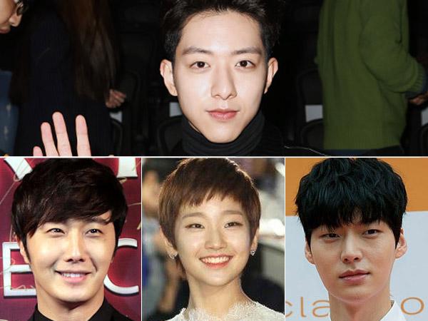 Tak Hanya Aktor, Drama 'You're The First' Juga Siap Gaet Bassist CNBLUE