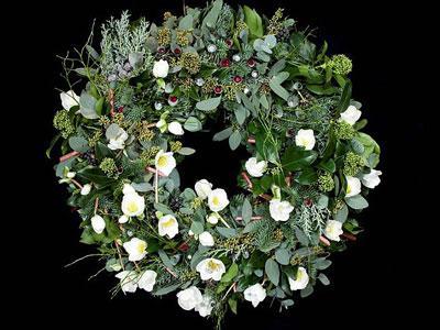 Wow, Karangan Bunga Natal Ini Berharga Rp 58 Miliar