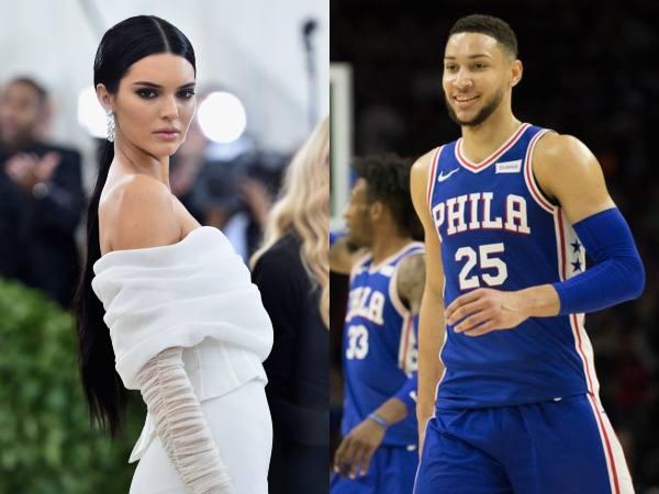 Kendall Jenner Dikabarkan Menjalin Hubungan Dengan Pemain Basket NBA, Ben Simmons!