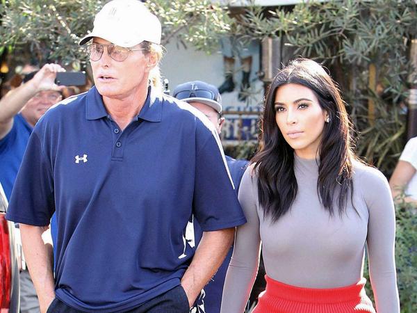 Putuskan Jadi Wanita, Bruce Jenner Pernah Curi Pakaian Kim Kardashian?