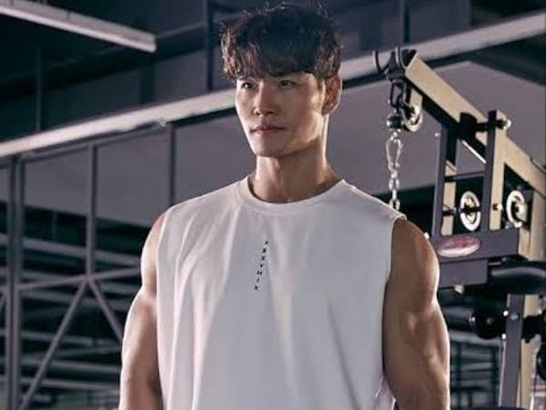 Kim Joong Kook Rilis Youtube, Bagikan Aktivitas Gym