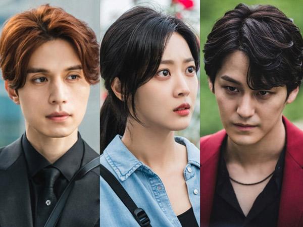 Lee Dong Wook, Jo Bo Ah, dan Kim Bum Isyaratkan Adanya Ikatan Masa Lalu