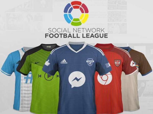 Begini Jadinya Jika Aplikasi Media Sosial Punya Klub Sepakbola!