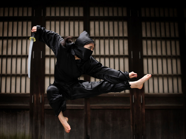 Promo Wisata, Jepang Rekrut Siapapun Yang Mau Jadi Ninja!