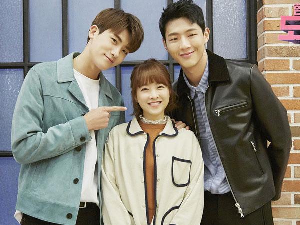 Lucunya Beda Gaya Bicara Hyungsik dan Ji Soo yang Membekas di Hati Park Bo Young