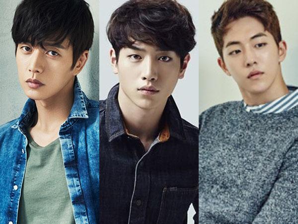 Dikenal Ganteng, Seperti Apa Wajah Masa SMA dari Tiga Aktor 'Cheese in the Trap'?
