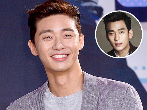 Park Seo Joon Punya 'Hubungan Spesial' Dengan Kim Soo Hyun?