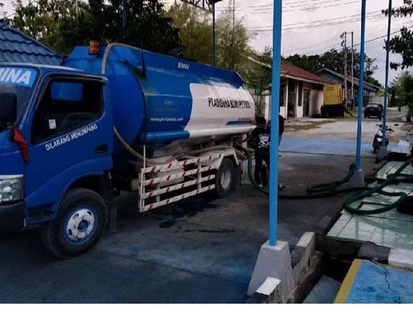 Koordinasi Pertamina Salurkan BBM Pasca Gempa dan Tsunami di Donggala dan Palu