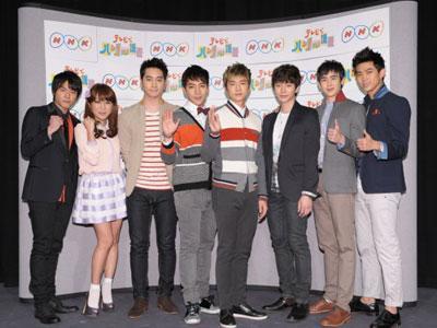 2PM Kembali Jadi Guru Bahasa Korea di Program TV NHK Jepang